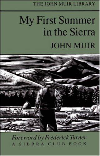 9780871567482: My First Summer in the Sierra