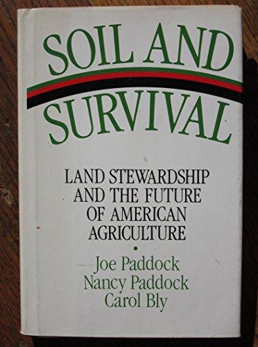 SC-Soil & Survival, Paddock, Joe