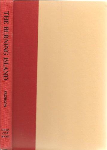 The Burning Island: Frierson, Pamela