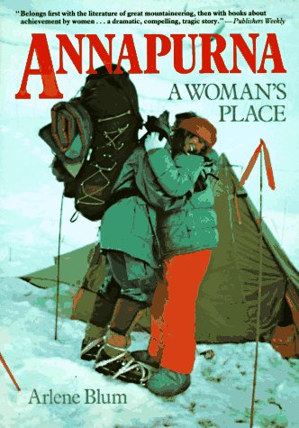 9780871568069: Annapurna: A Woman's Place