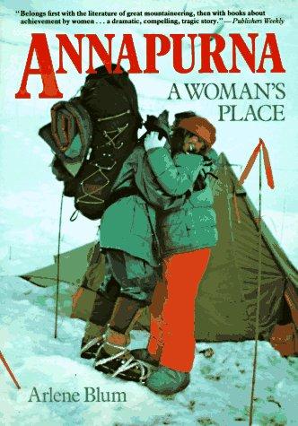 9780871568069: Annapurna: A Woman's Place