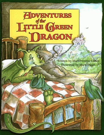 9780871592286: Adventures of the Little Green Dragon