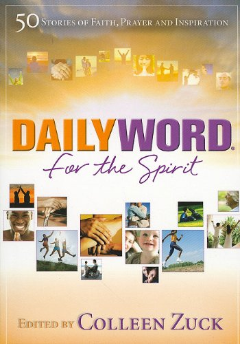 DAILY WORD for the Spirit (9780871593467) by Colleen Zuck