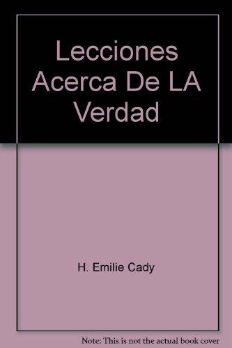 9780871598325: Lecciones Acerca De LA Verdad