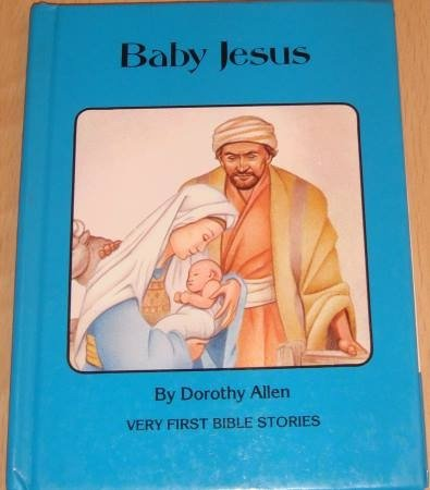 9780871622754: Baby Jesus (Very first Bible stories)