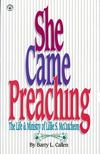 9780871626011: She Came Preaching