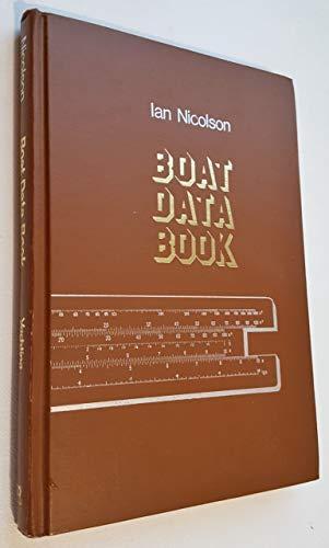 9780871650177: Boat Data Book