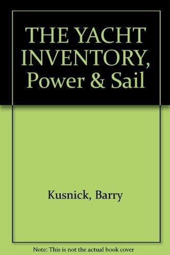 9780871650269: THE YACHT INVENTORY, Power & Sail
