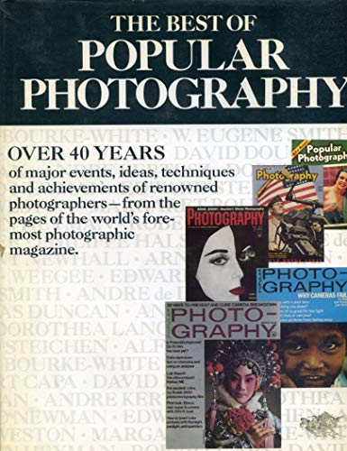 9780871650375: The Best of Popular Photography
