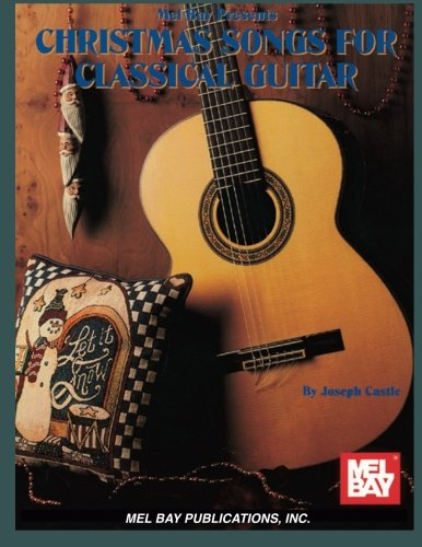 9780871660053: Christmas Songs-Classic Guitar