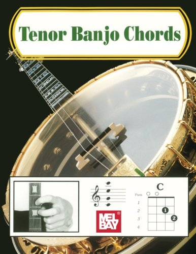 9780871660138: Mel Bay's Tenor Banjo Chords