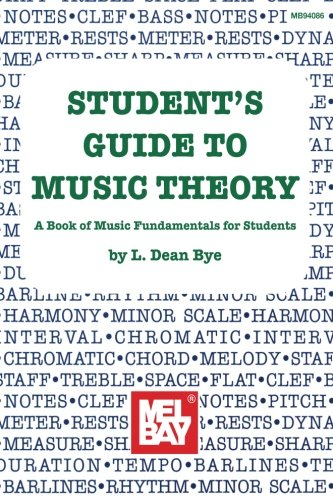 9780871663122: Student's Guide to Music Theory: A Book of Music Fundamentals for Students