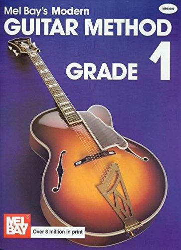 9780871663542: Mel Bay's Modern Guitar Method: Grade 1 (Grade 1)