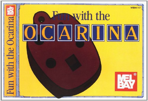9780871664549: Fun with the Ocarina, Incl. Instrument