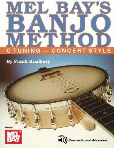 9780871664952: Banjo Method: C Tuning - Concert Style