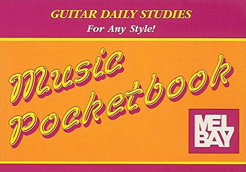 9780871665454: Guitar Daily Studies Pocketbook