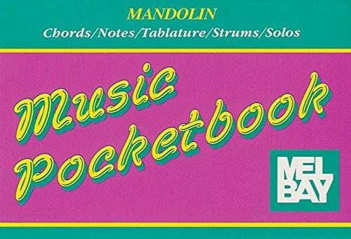 9780871665485: Mandolin Pocketbook