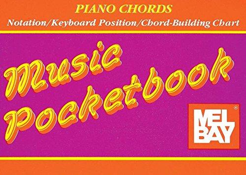 9780871665522: Piano Chords Pocketbook