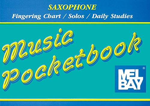 9780871665553: Saxophone Pocketbook