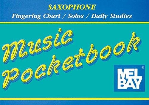 9780871665553: Saxophone Pocketbook
