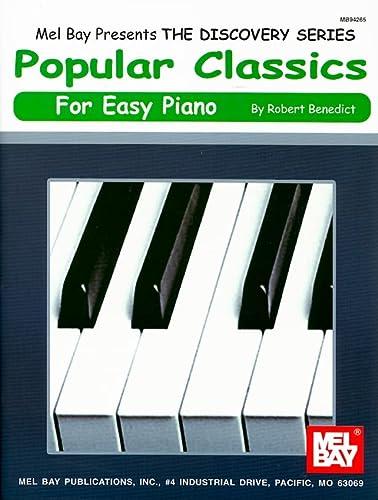 9780871665676: Mel Bay Popular Classics for Easy Piano