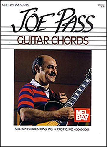 9780871666154: Joe Pass Guitar Chords (Mel Bay Presents)