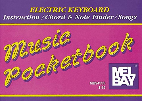 9780871666567: Electric Keyboard Pocketbook