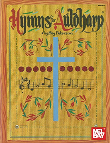 9780871667182: Mel Bay's Hymns for Autoharp