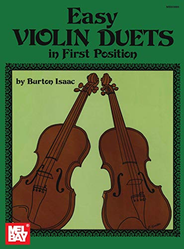 9780871667700: Mel Bay Easy Violin Duets in First Position