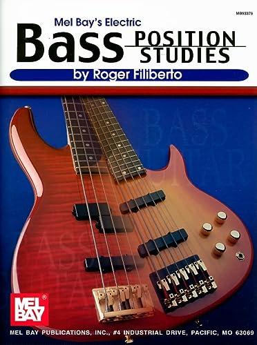 9780871667892: Mel Bay Electric Bass Position Studies
