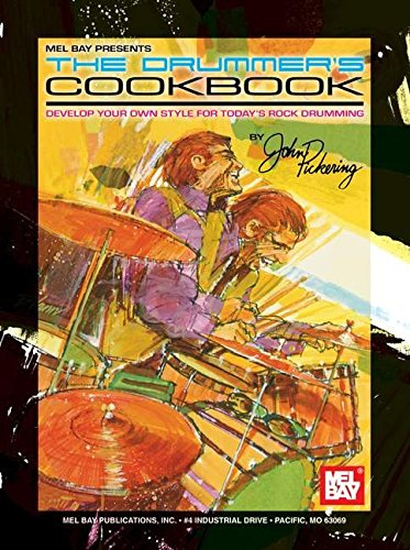 9780871668264: John Pickering: the Drummer'S Cookbook