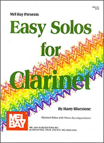9780871668356: Easy Solos for Clarinet