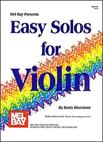 9780871668363: Easy Solos For Violin