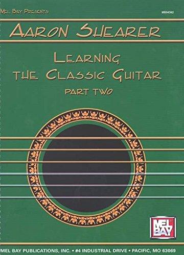 9780871668554: Aaron Shearer Learning the Classic Guita