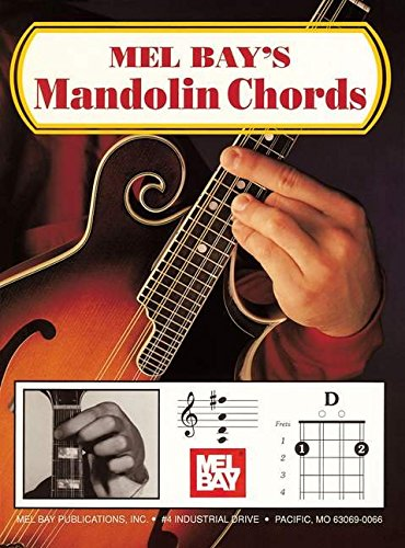 Mel Bay's Mandolin Chords (0871668637) by Mel Bay