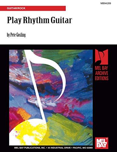 9780871668684: Play Rhythm Guitar: Accompaniment Studies for Rock and Popular Music: Guitar/Rock