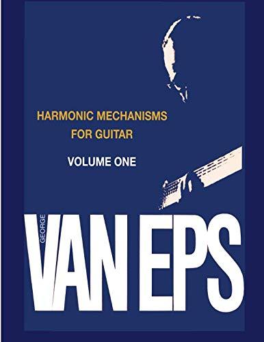 Mel Bay George Van Eps Harmonic Mechanisms for Guitar, Vol. 1: George Van Eps