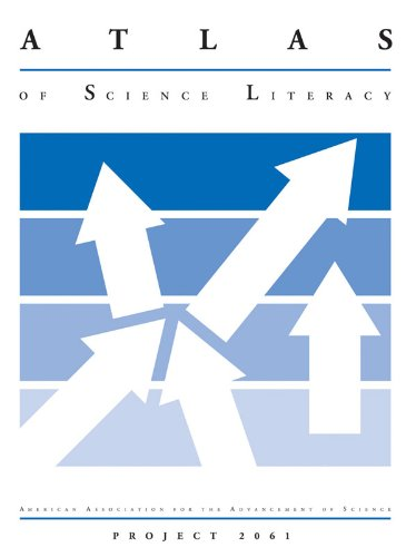 9780871686688: Atlas of Science Literacy: Project 2061
