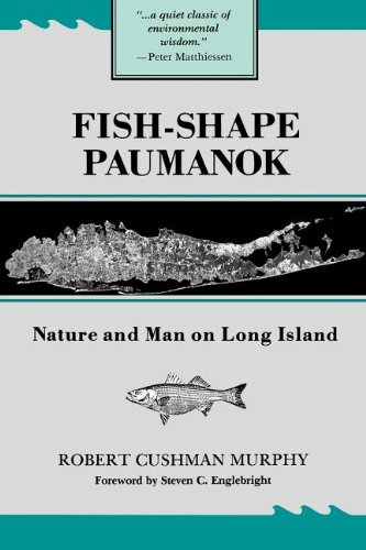 9780871690586: Fish-Shape Paumanok: Nature and Man on Long Island