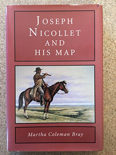 9780871691408: Joseph Nicollet and His Map (Memoirs of the American Philosophical Society)