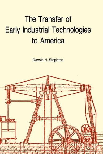 9780871691774: The Transfer of Early Industrial Technologies to America (Memoirs of the American Philosophical Society,)