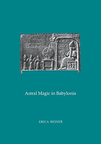 9780871698544: Astral Magic in Babylonia (Transactions vol 85 pt 4)