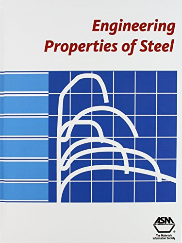 9780871701442: Engineering Properties of Steel