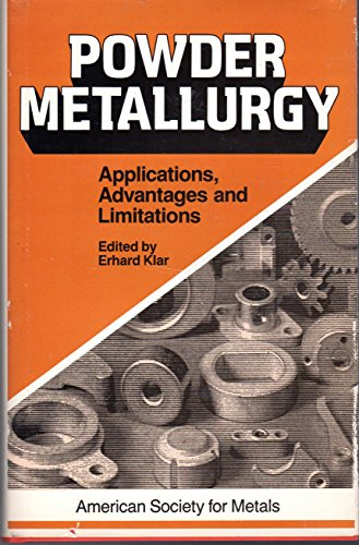 Powder metallurgy: Applications, advantages, and limitations : American Society for