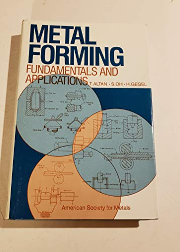 9780871701671: Metal Forming: Fundamentals and Applications (ASM Series in Metal Processing)