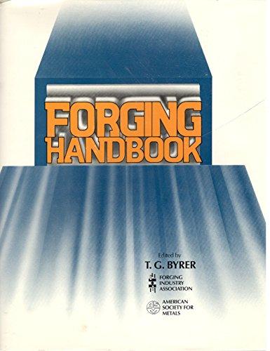 9780871701947: Forging Handbook