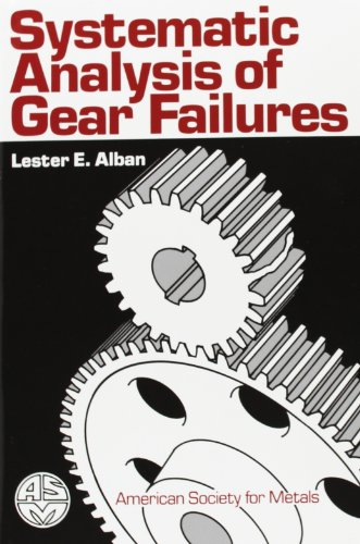 Systematic Analysis of Gear Failures: Lester E. Alban
