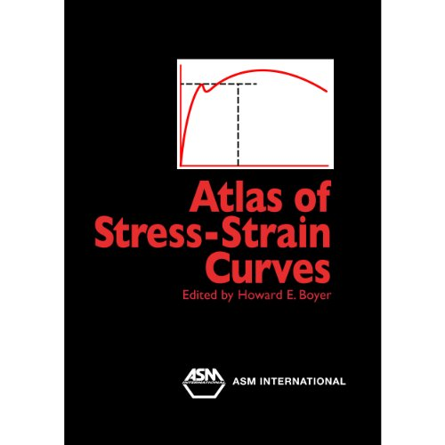 9780871702401: Atlas of Stress-Strain Curves