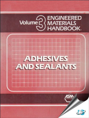 9780871702814: Engineered Materials Handbook: Adhesives and Sealants, Volume III