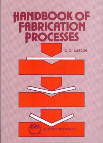 9780871703026: Handbook of Fabrication Processes
